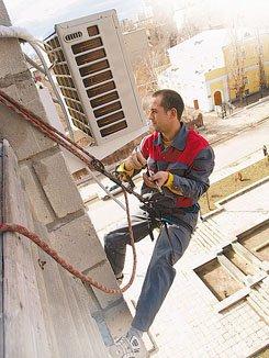 Монтаж сплит систем в Батайске